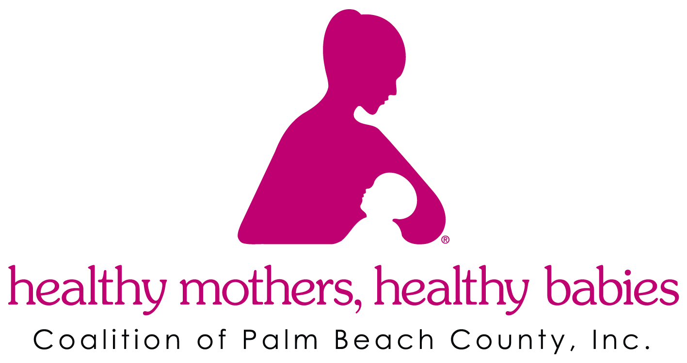 Healthy Mothers Healthy Beginnings logo