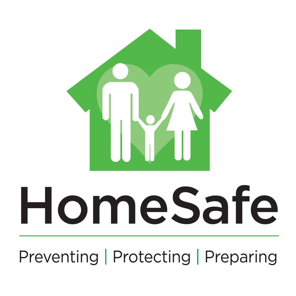 Home Safe Logo